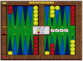 David's Backgammon(Mac) 1
