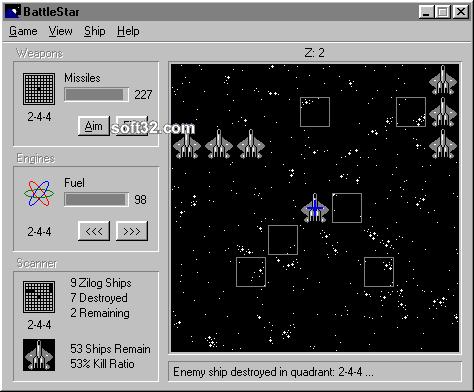 BattleStar 2000 Screenshot 2
