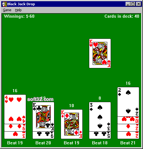 Solitaire Drop Screenshot 3