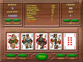 Automatic video poker 1