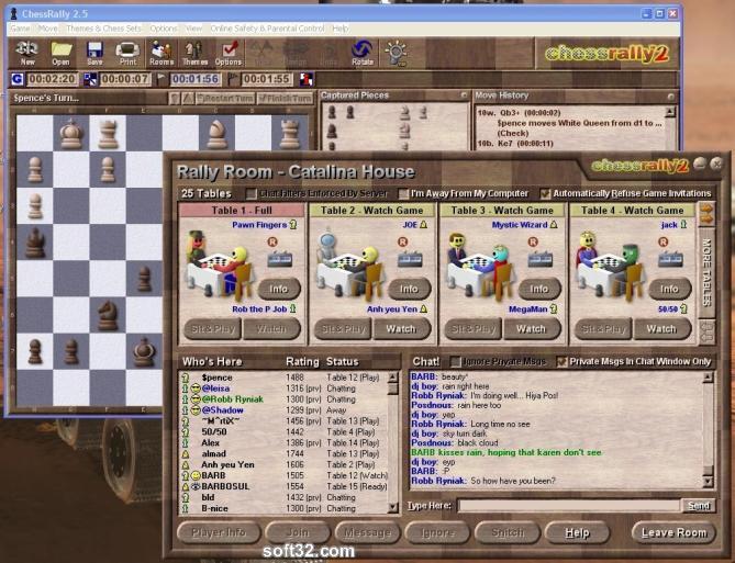ChessRally Screenshot 3