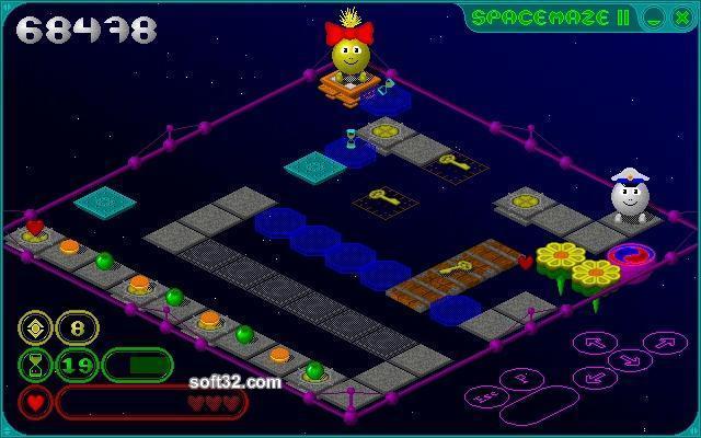 SpaceMaze2 Screenshot