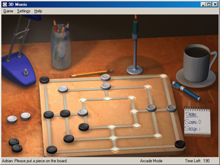 3D Morris Screenshot 1