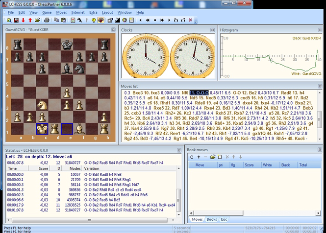 ChessPartner Screenshot