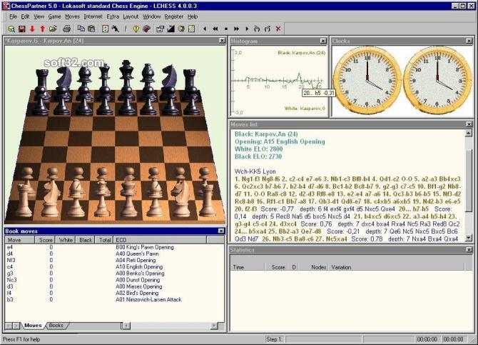 ChessPartner Screenshot 3