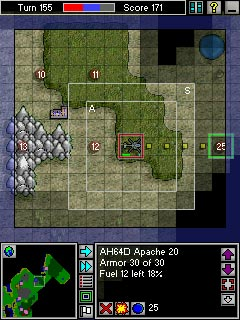 Pocket War Screenshot 1