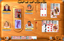 CardGameCentral Games - Canasis Screenshot