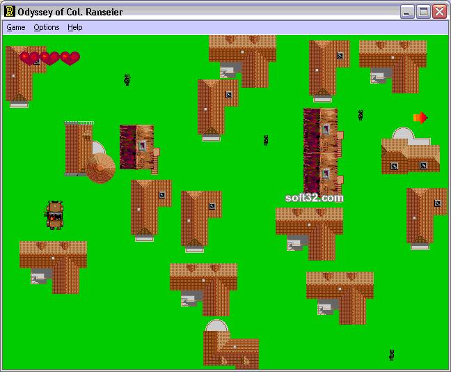 Odyssey of Col. Ranseier Screenshot 2