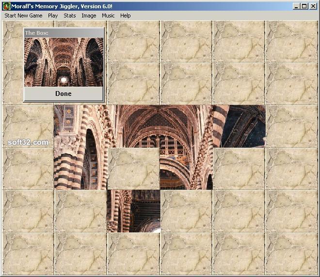 Moraff Memory Jiggler Screenshot 1