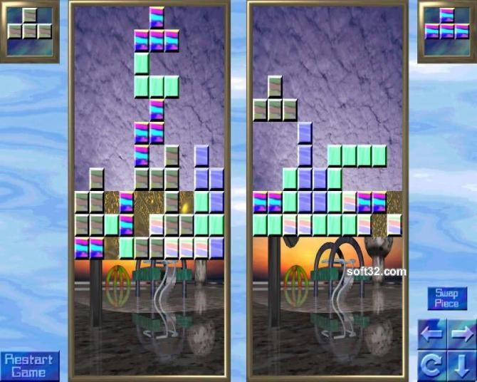 Moraff Falling Blocks Screenshot 1