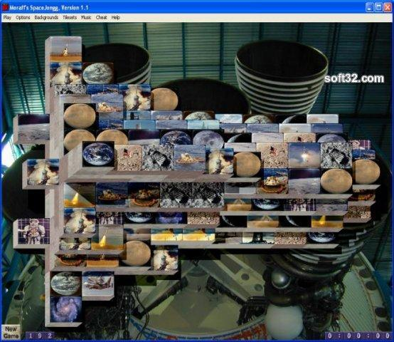 Moraff's SpaceJongg Screenshot 2