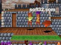 3D Dragon Castle Screenshot 1
