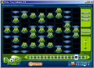 Blobs Screenshot 1
