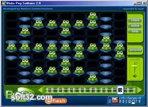 Blobs Screenshot 2