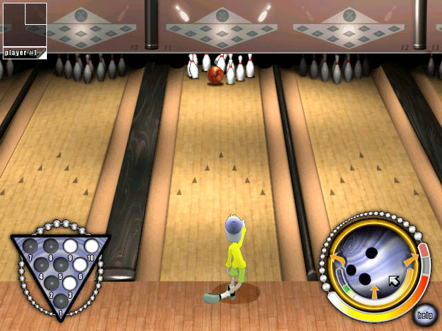 Let's Go Bowling Screenshot