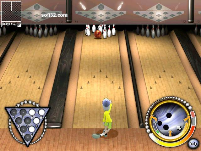 Let's Go Bowling Screenshot 2