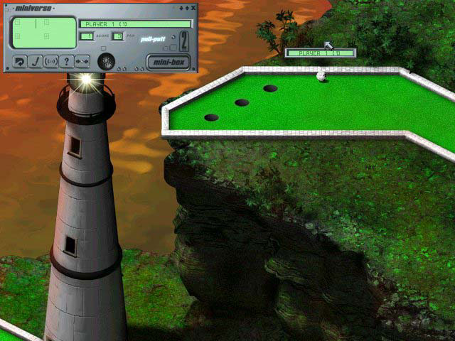Miniverse Minigolf Screenshot 1
