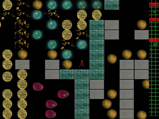 Scarlet Grains Screenshot