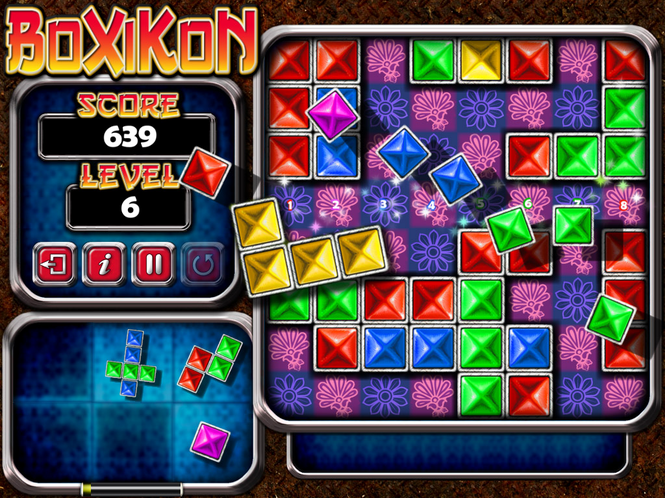 BoXiKoN Screenshot