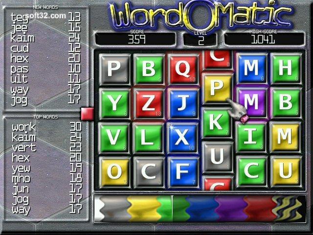 WordOMatic Screenshot 3