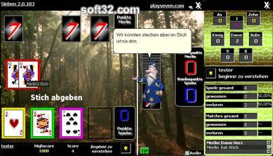 Sieben Screenshot 2