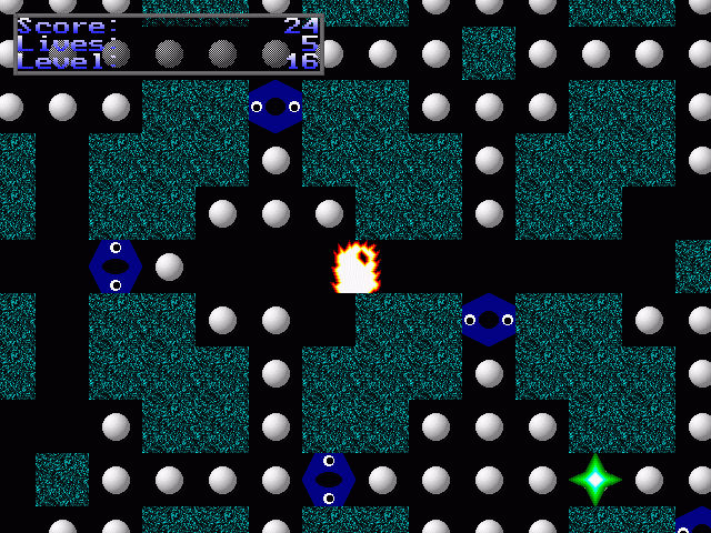 Zynx (Windows version) Screenshot