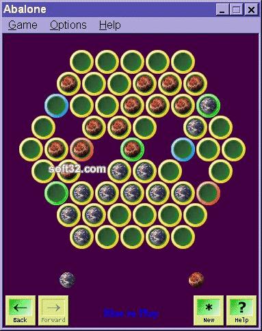 Abalone Screenshot 3