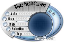Blaze MediaConvert Screenshot 3