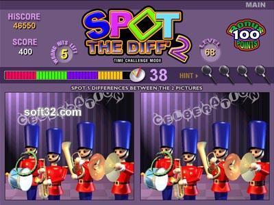 Spot the Diff 2 Screenshot 3