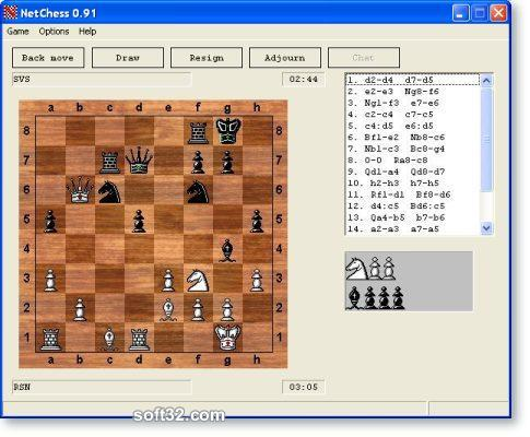 NetChess Screenshot 3