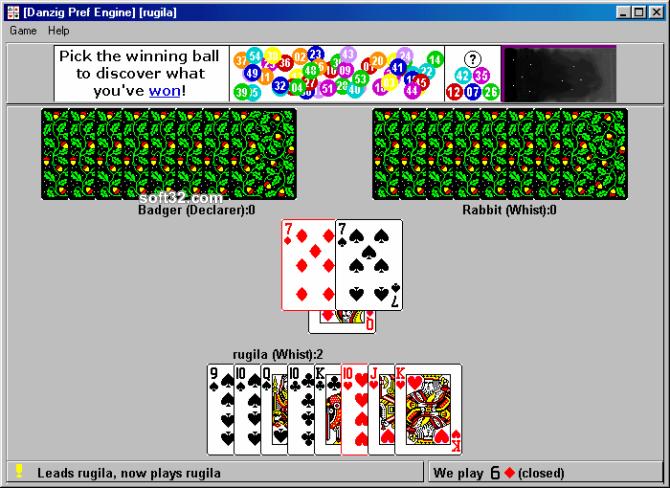 Danzig Pref Engine Screenshot 3