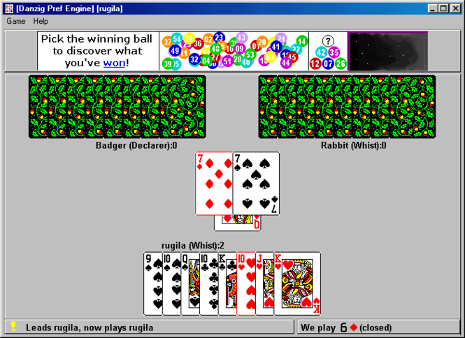 Danzig Pref Engine Screenshot