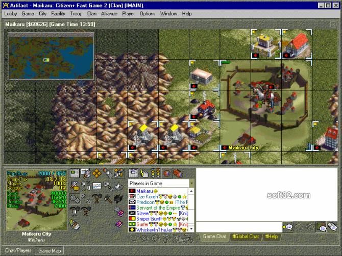 Artifact Screenshot 2
