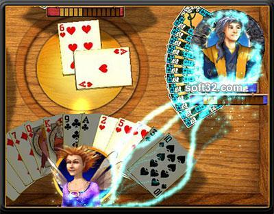 Hardwood Spades Screenshot
