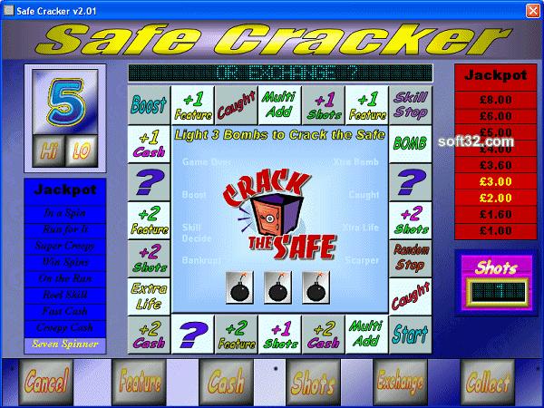 Safe Cracker Screenshot 3