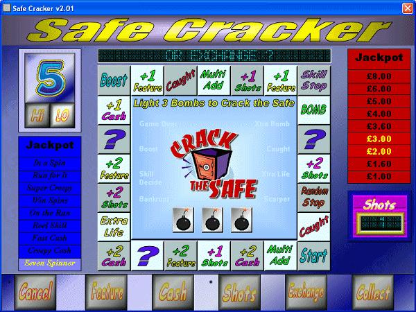 Safe Cracker Screenshot