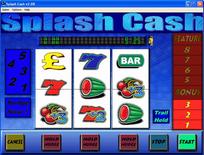 Splash Cash Screenshot