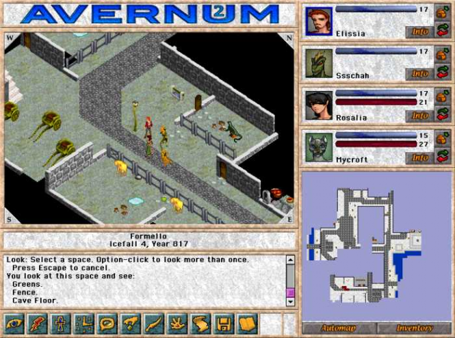 Avernum 2 Screenshot 1