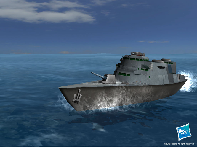 SeaWar: The Battleship Screenshot 3
