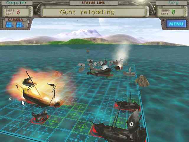SeaWar: The Battleship Screenshot