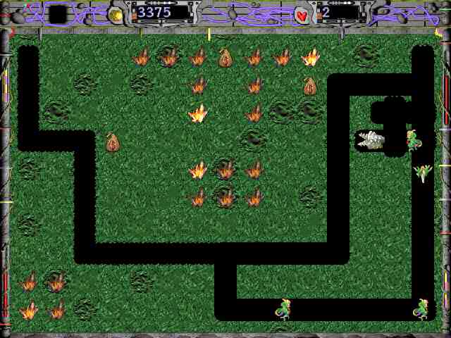 Digger 2000 Screenshot