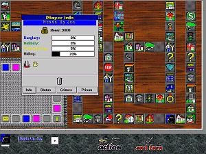 Criminal Tango Screenshot
