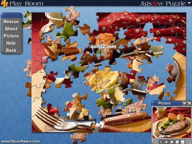 Jigs@w Puzzle Screenshot 3