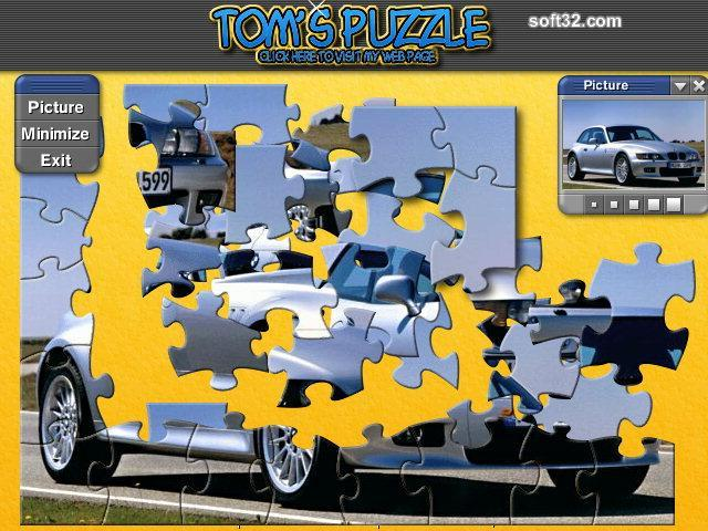 Jigs@w Puzzle Promo Creator Screenshot 3