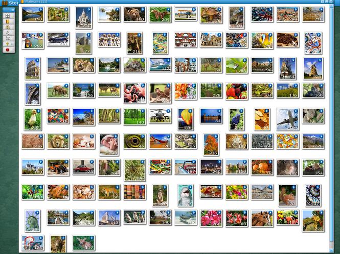 Jigs@w Puzzle Platinum Screenshot 1