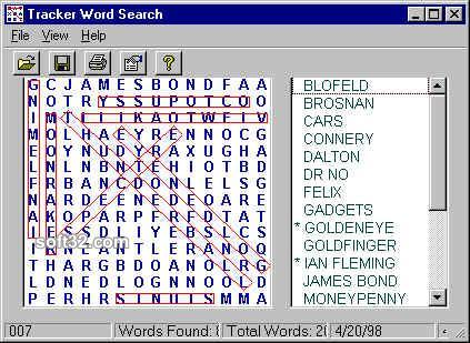 Word Search Puzzles Screenshot 3