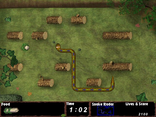 A Snakes Life Screenshot 1