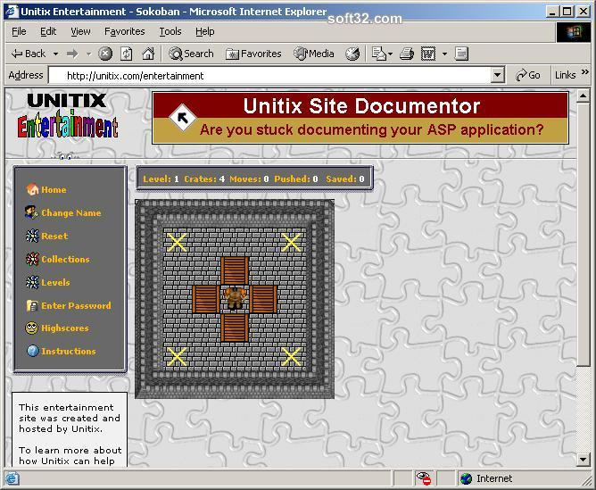 Unitix Entertainment Screenshot