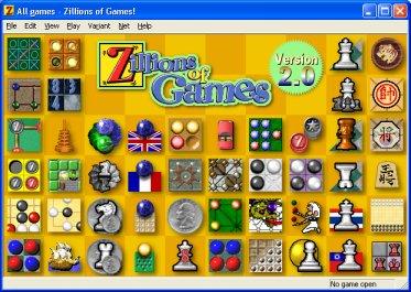 Zillions of Games 2 Screenshot