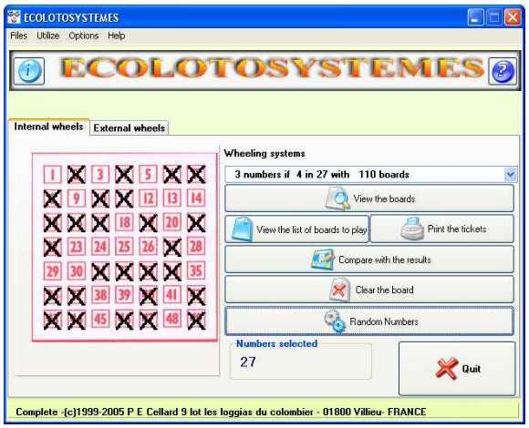 ECOLOTO Screenshot